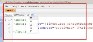 API Version Updation