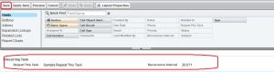 Add Fields on task page Layout