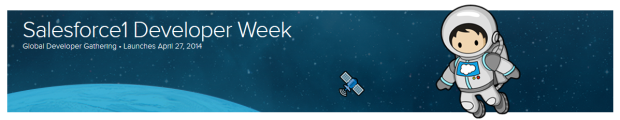 Salesforce1 Developer Week