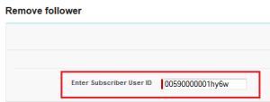 Step 1 - Enter UserID