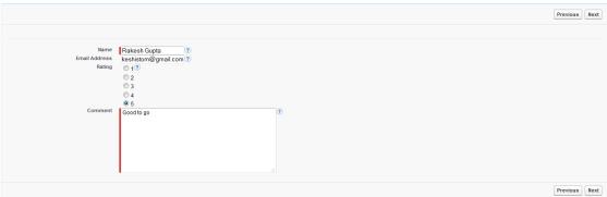 Survey Screen2