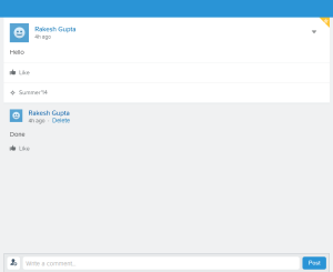 Salesforce1 Browser App