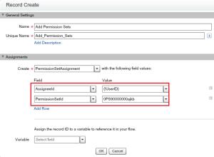 add Permission Sets to nAdd Permission Sets to new Userew User