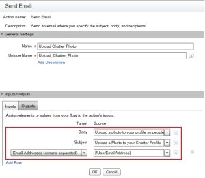 Send Email - Static Action