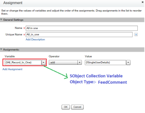 Add SObject Variables into a SObject Collection
