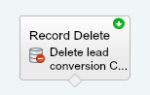 Delete system generated post
