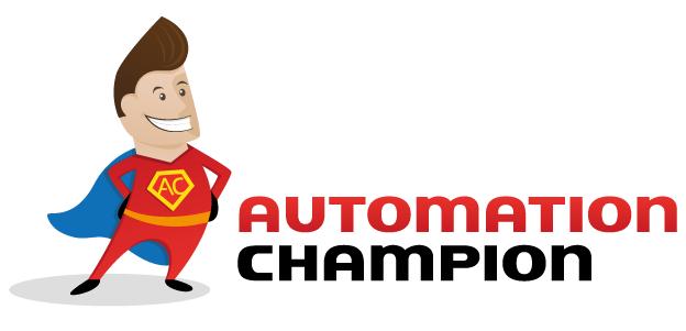 Automation Champion